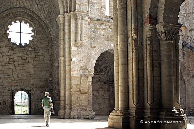 Monasterio de Monsalud, en Córcoles (Guadalajara)
