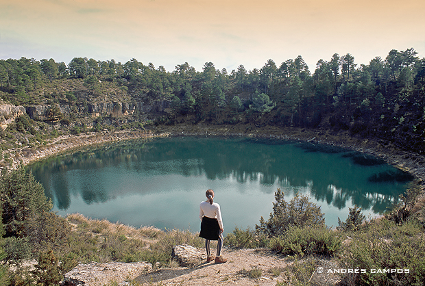 Laguna de la Gitana (Cañada del Hoyo, Cuenca)