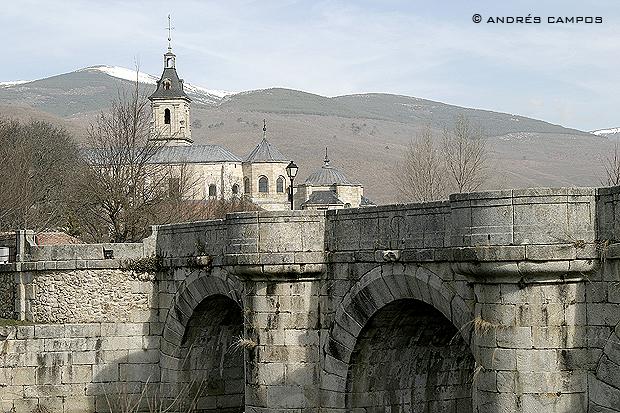 Puente del Perdón (Rascafría, Madrid)