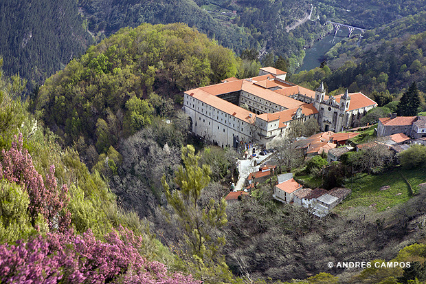 Parador de Santo Estevo (Ourense)