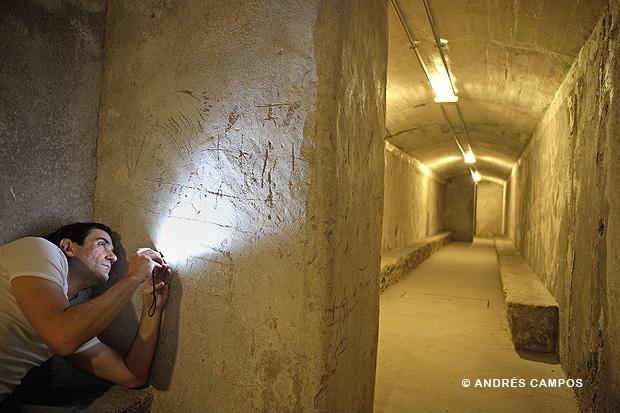 Refugios de la Guerra Civil en Almería