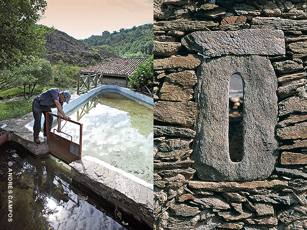 Molino Nuevo y ermita de El Cardoso