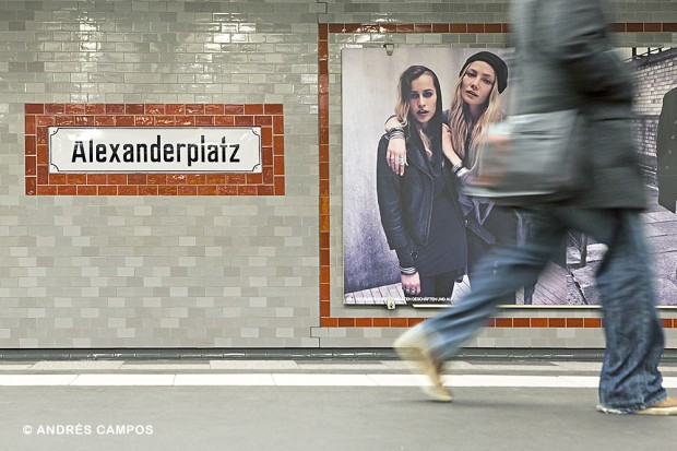 Estación de metro de Alexanderplatz